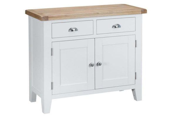 Trentham Collection - Sideboard - Oak - Available in White or Grey