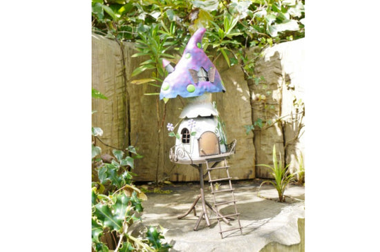 Fairy Treehouse Garden Ornament