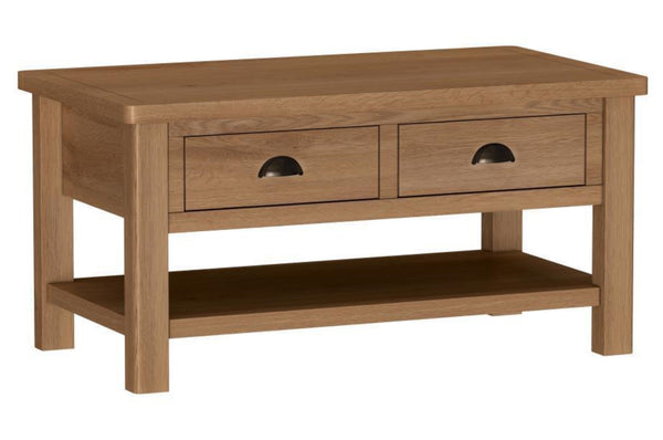 Rothley Collection - Large Coffee Table - Available in 2 Colours