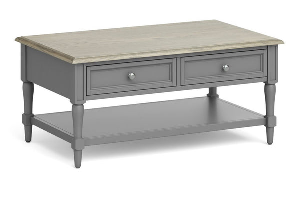 Morocco Coffee Table - Grey