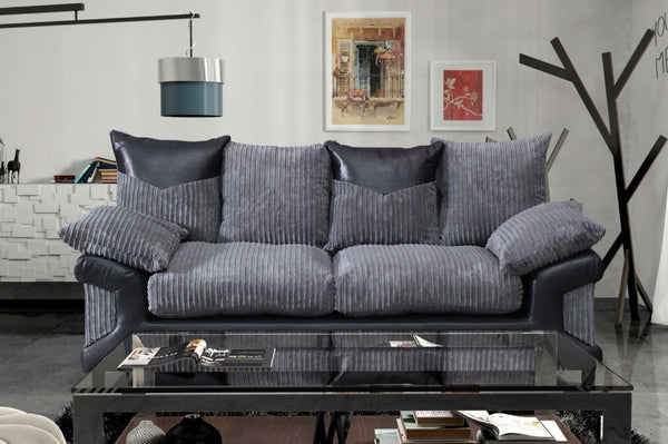 Dunoon 3 Seater Sofa - Available in 2 Colours