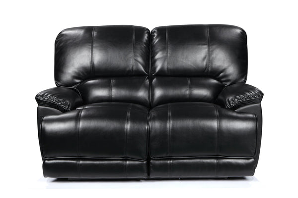 Eden 2 Seater Manual Recliner Sofa - Premium Leatheraire (Available in 5 Colours)