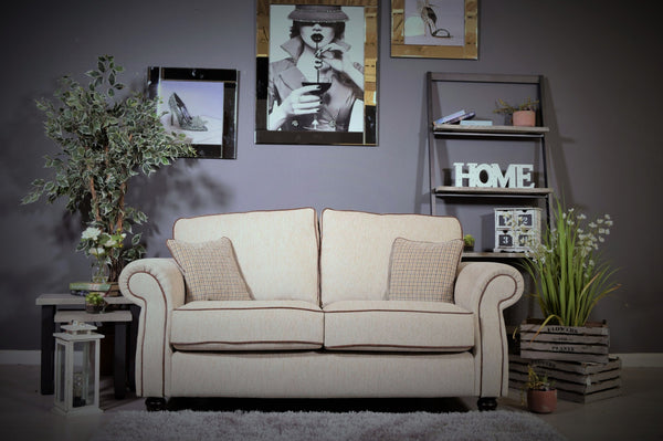 Finley 3 Seater Sofa - Available in Different Colours