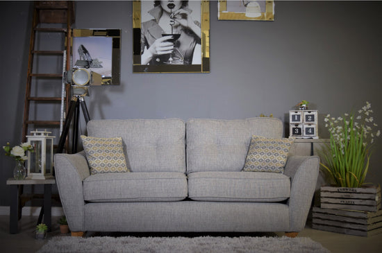 Amalfi 3 Seater Sofa - Available in Different Colours