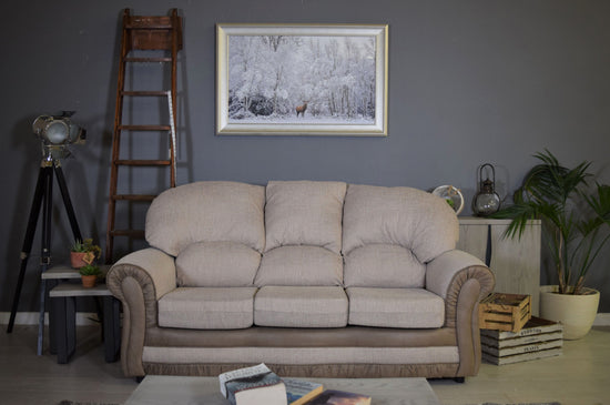 Dorchester 3 Seater Sofa - (More Colours / Fabrics Available)