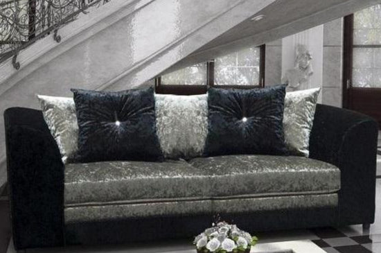 Bute 3 Seater Sofa - Available in 2 Colours