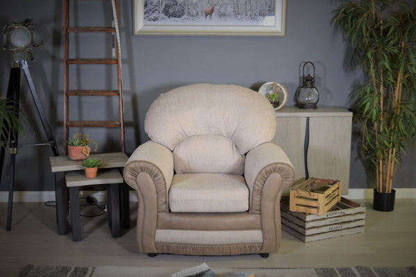 Dorchester Arm Chair - (More Colours Available)