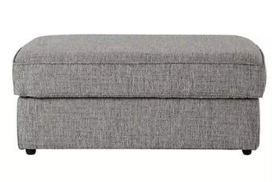 Amalfi Footstool - Available in Different Colours