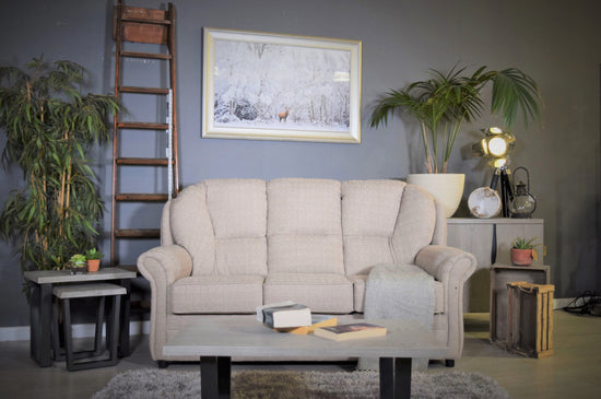 Neptune 3 Seater Sofa - Available in Different Colours