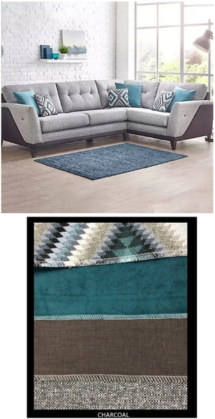 Florence Cornergroup - (4 Colour Choices Available & Different Styles)