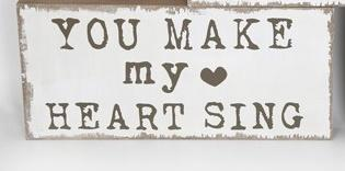 Chunky Slogan Wall Plaque - Available in Different Designs-Chair-Jaspers of Hinckley Ltd.