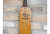 Cricket Bat & Ball Set - Wall Art - Vintage Style-Chair-Jaspers of Hinckley Ltd.