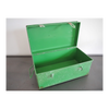 Dad's Garage Rustic Style Storage Box - Green / Blue / White / Red / Metal-Chair-Jaspers of Hinckley Ltd.