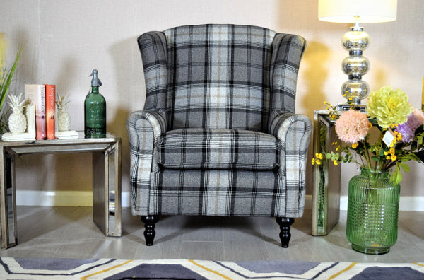 Sherwood Wingback Fireside Chair