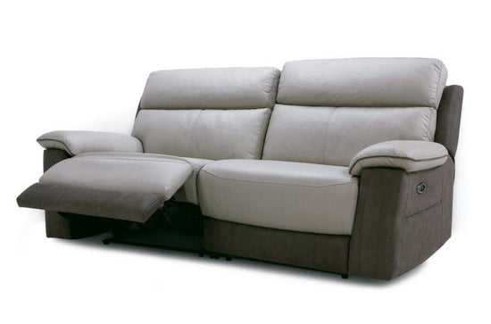 St Tropez 3 Seater Power Recliner Sofa