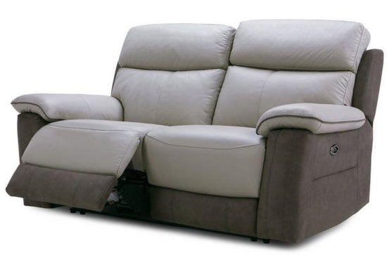 St Tropez 2 Seater Power Recliner Sofa