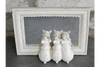 Three Pigs Mirror - White-Chair-Jaspers of Hinckley Ltd.