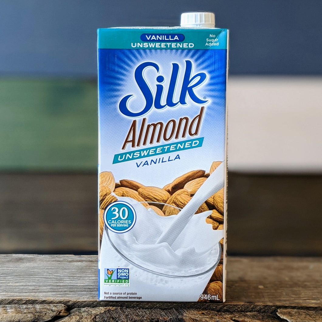 Silk Almond Milk (Vanilla)