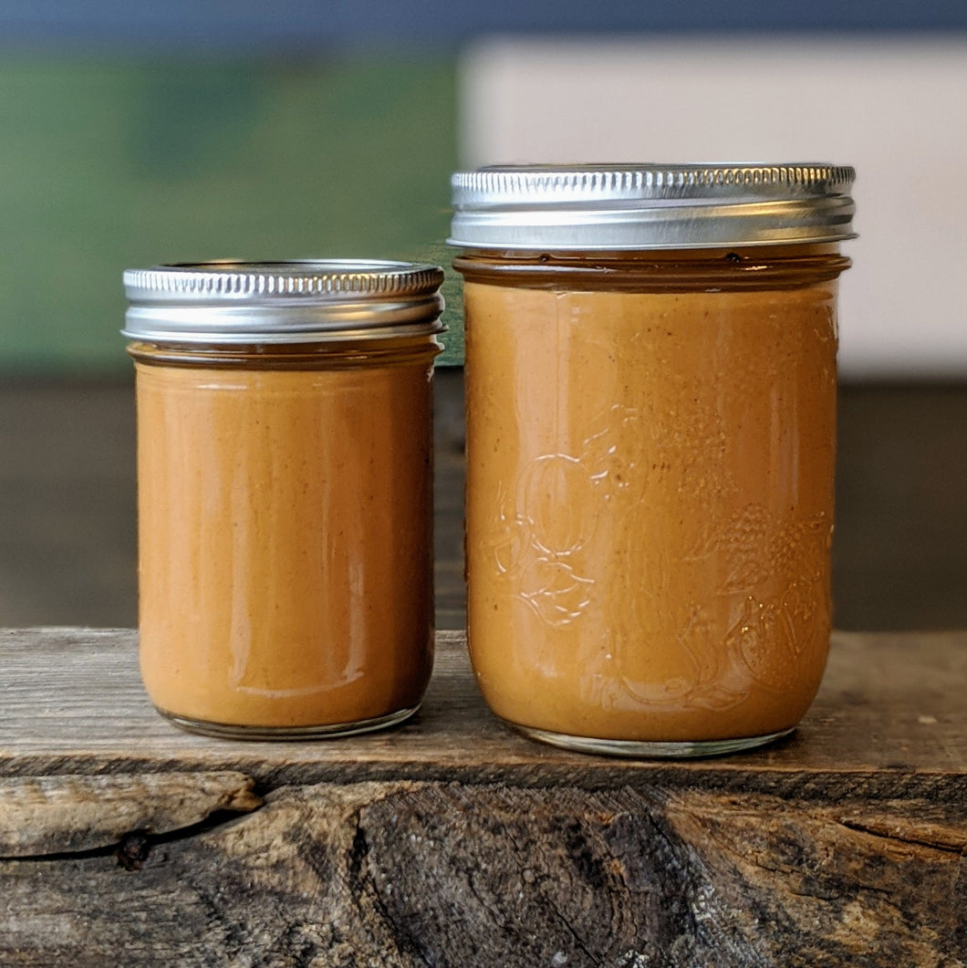 Smooth Peanut Butter, organic