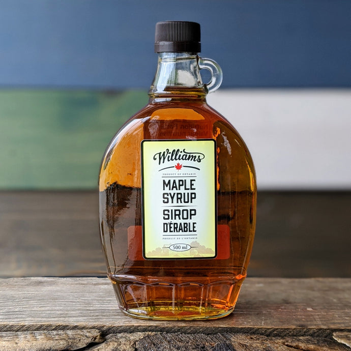 Williams Maple Syrup