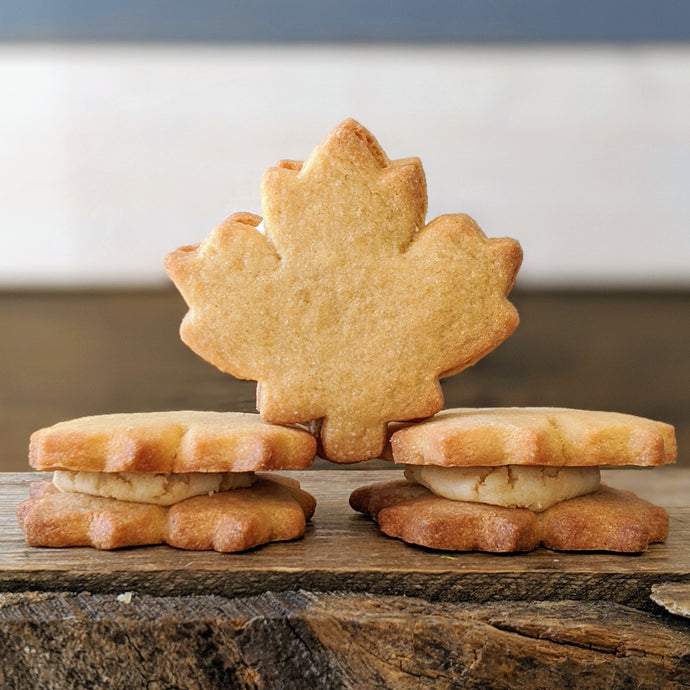 Maple Filled Cookies