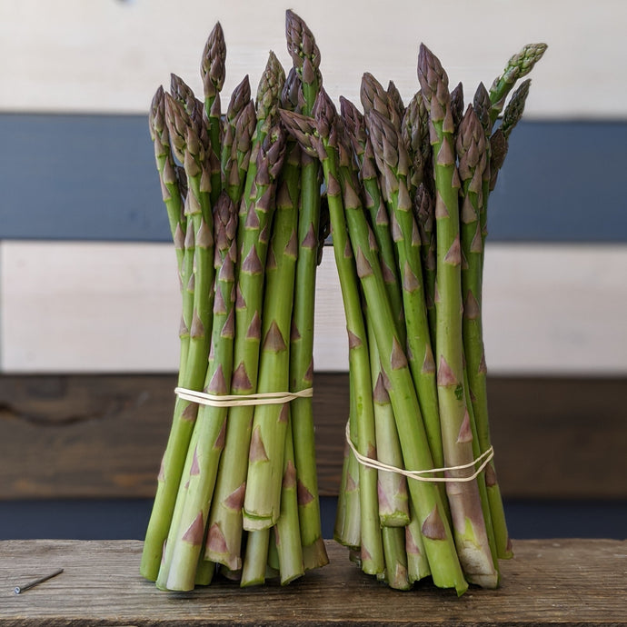 Fresh Local Asparagus - 1 lb