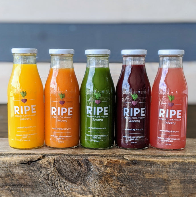 Ripe Organic Cold-Pressed Juicery