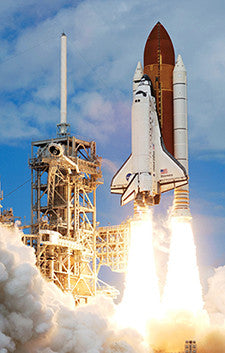 Shuttle Launch Small