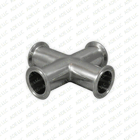 "1.5"" Tri Clamp Cross"