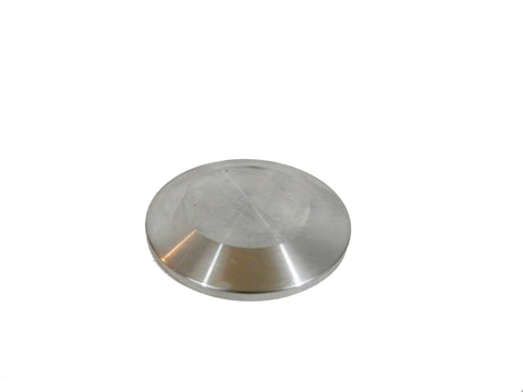 "2"" SS304 End Cap for Tri Clamp/Tri Clover Fittings"