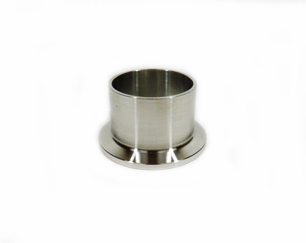 Sanitary Weld on Ferrules for Tri Clamp/Tri Clover Fitting, Stainless Steel 304