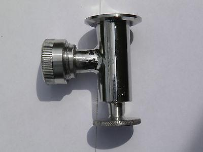 Sight Level Valve Upper Stainless Steel SS304 TriClamp