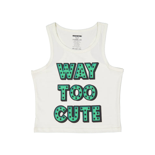 Way Too Cute Tank Top