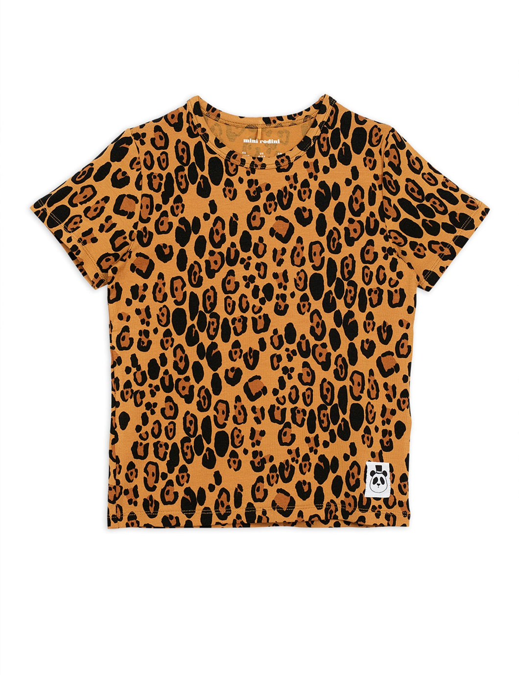 Basic Leopard T-Shirt