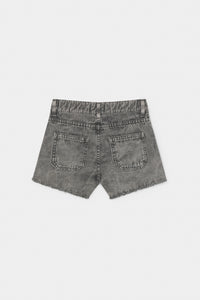 Kiss Woven Shorts (LAST ONE 2/3y)