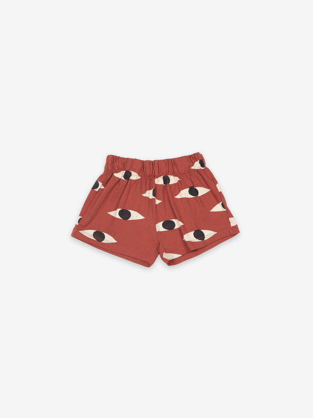 Eyes All Over Jersey Shorts