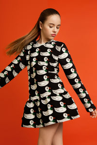 Ducks Sweater Dress (LAST ONE 1T)