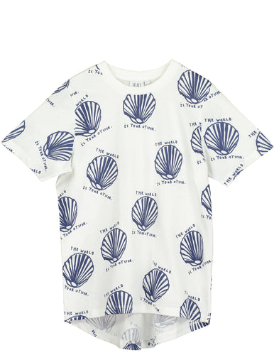 Oysters Fin T-Shirt