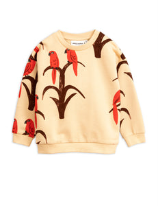 Parrot Sweatshirt (LAST ONE 128/134)