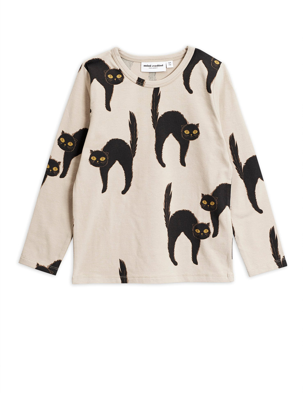 Catz Long Sleeve Tee (LAST ONE  104/110)