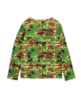 Load image into Gallery viewer, Camo Long Sleeve T-Shirt