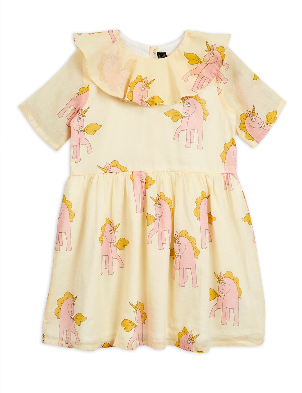 Unicorns Short Sleeve Woven Dress