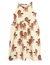 Load image into Gallery viewer, Unicorns Tank Dress (LAST ONE 80/86)