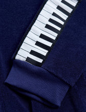 Load image into Gallery viewer, Piano Terry Jacket