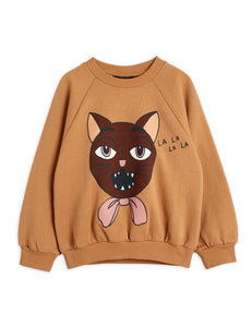 Cat Choir Sweatshirt (LAST ONE 128/134)