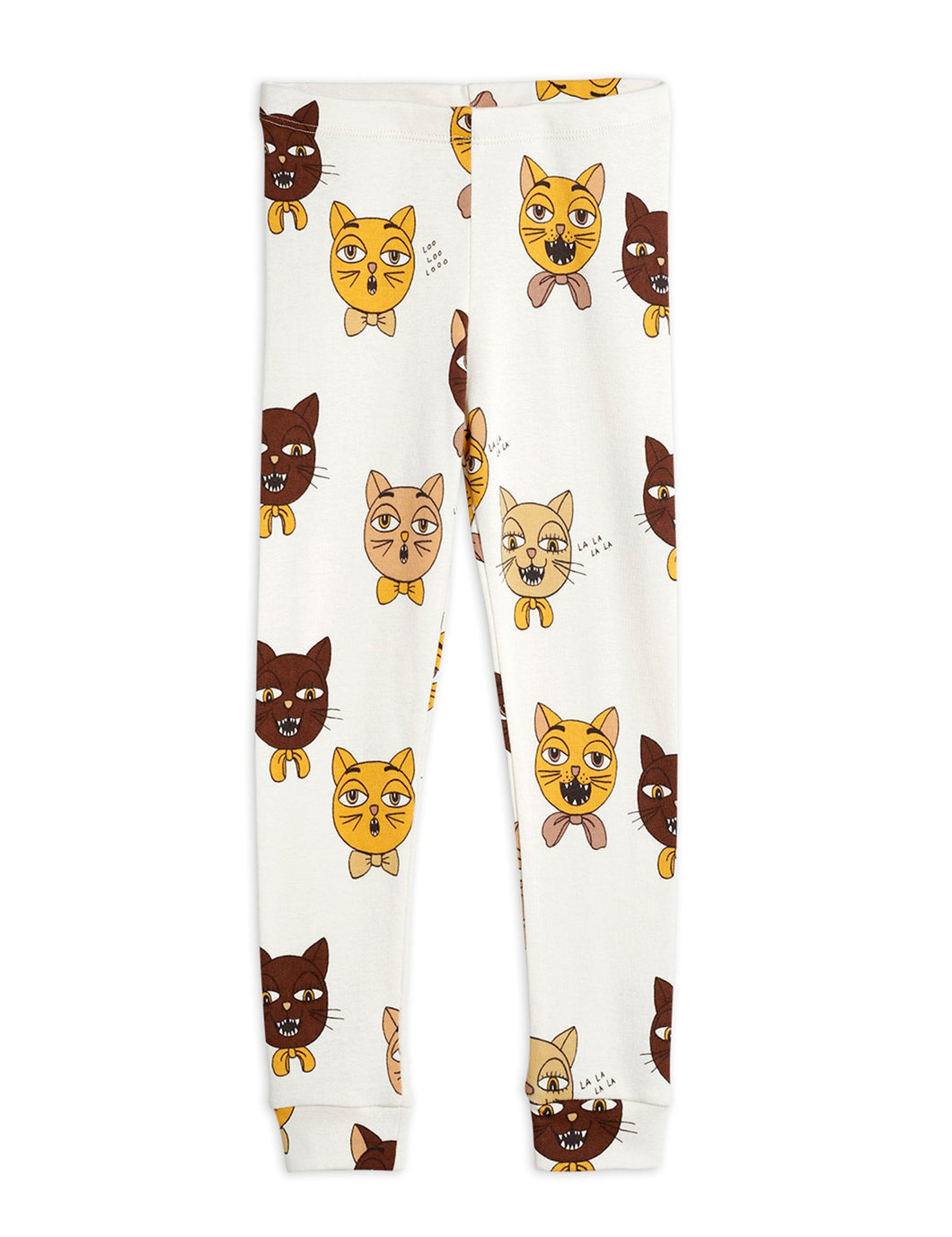 Cat Choir Leggings