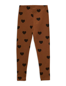Basic Heart Leggings (LAST ONE 128/134)