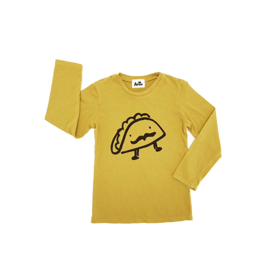 f68effd96 Kira Kids Taco Graphic Tee – The Boys and the Babe