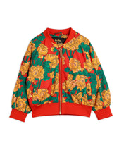 Load image into Gallery viewer, Peonies Baseball Jacket