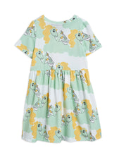 Load image into Gallery viewer, Unicorn Noodles Dress (Green)